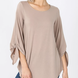 SALE Shoulder Slit Top