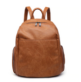 Soft Monogram Ready Large Zip Backpack