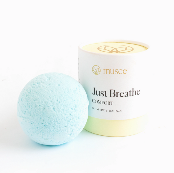 Musee Just Breathe Bath Balm