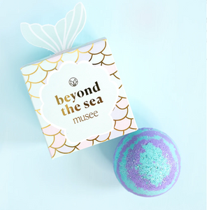 Musee Beyond the Sea Bath Balm
