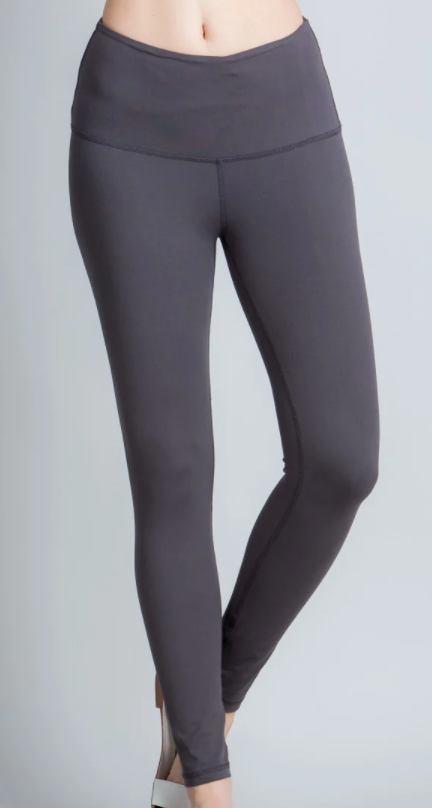 Charcoal Yoga Leggings