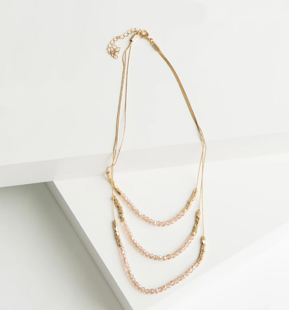 Lucy Layered Necklace