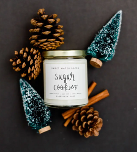 Sweet Water Sugar Cookies Soy Candle