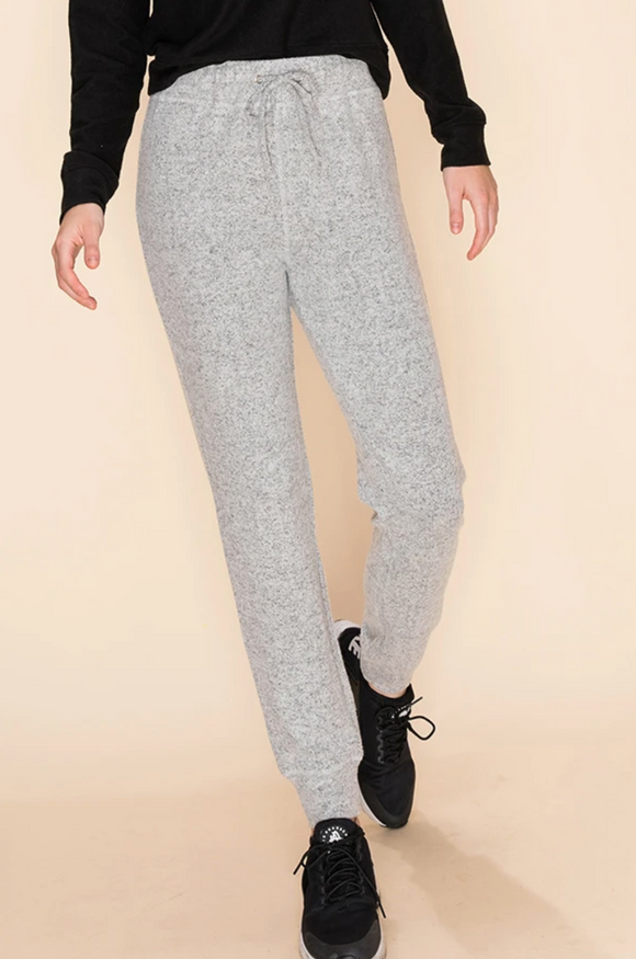 Heather Gray Joggers