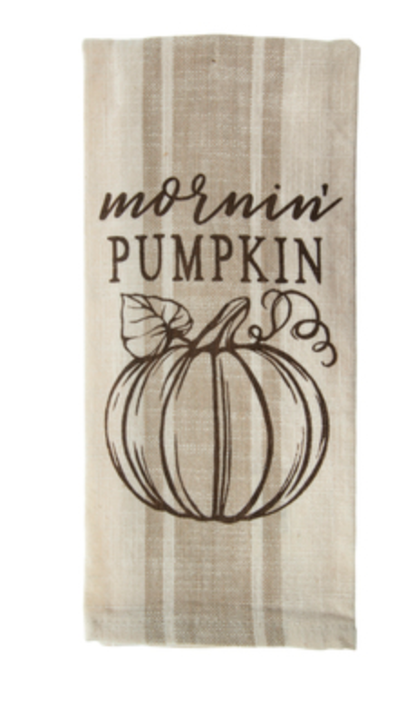 Fall Tea Towel Collection