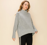 Nova Turtleneck Sweater