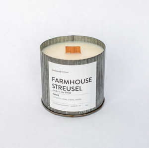 Farmhouse Streusel Candle by Anchored