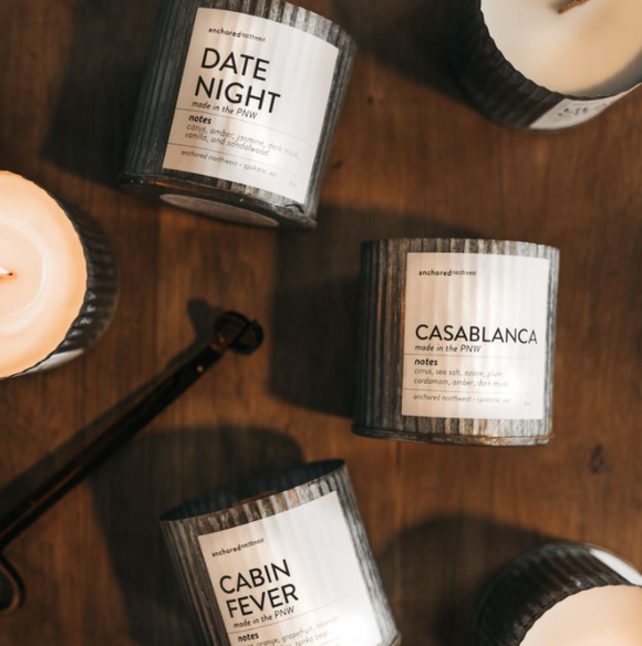 Fall Harvest Candle by Anchored