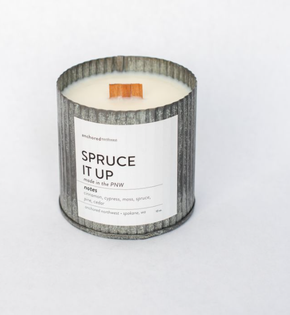 Spruce It Up Candle by Anchored