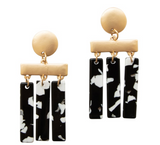 Chester Acrylic Earrings