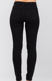 Judy Blue Black High Waist Skinny Jeans