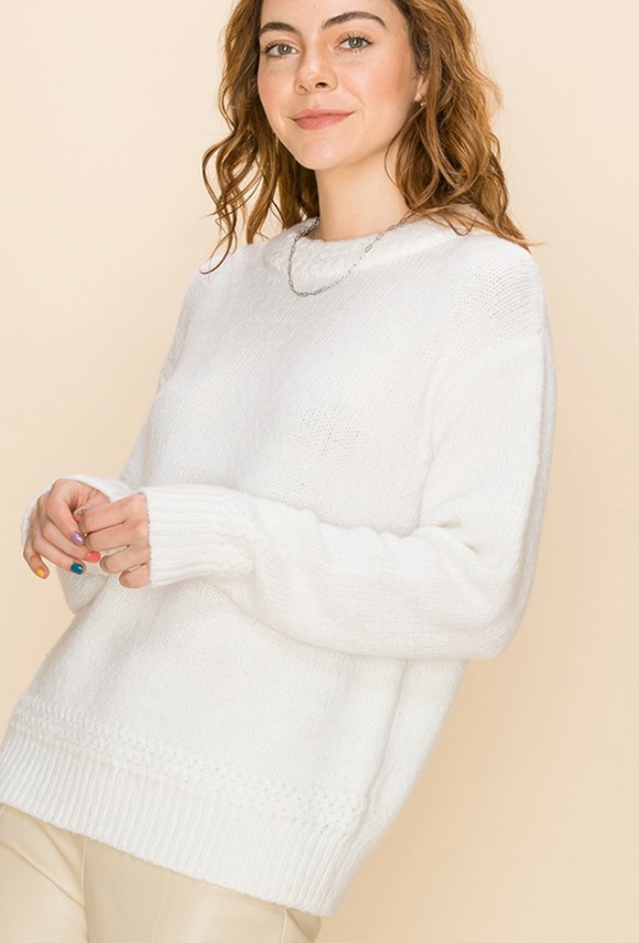 The Emma Sweater
