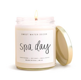 Sweet Water Spa Day Soy Candle