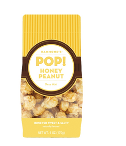 Hammonds Honey Peanut Popcorn
