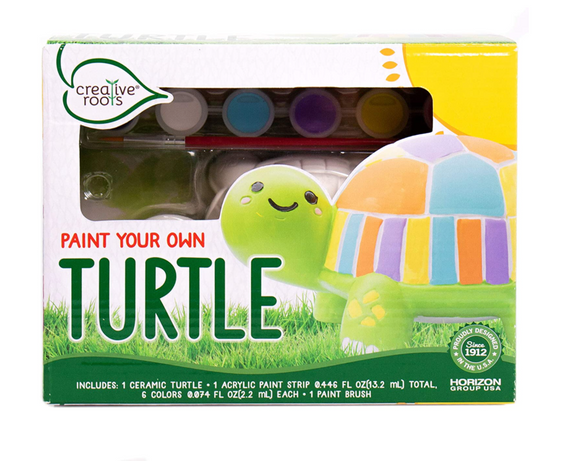 Creative Roots Paint Your Own Turtle