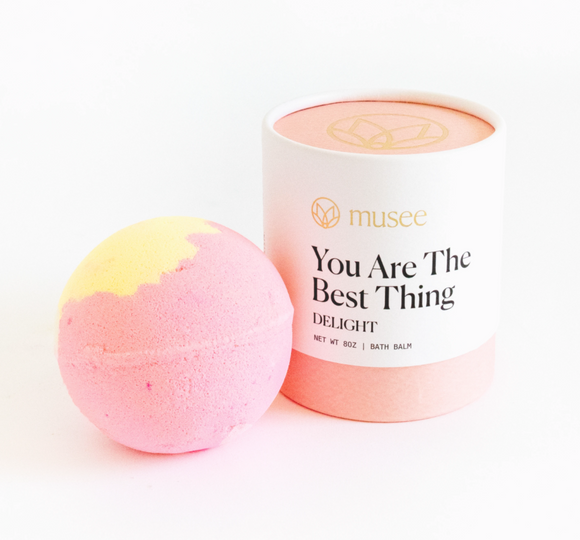 Musee You Are The Best Thing Bath Balm