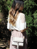 The Sage Date Crossbody Bag