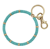 Beaded Keyring Bangle - Shoppe3130