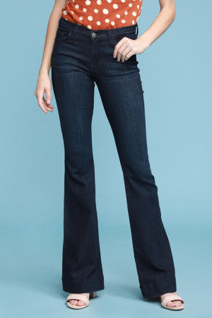Judy Blue Fitted Trouser Flare - Shoppe3130