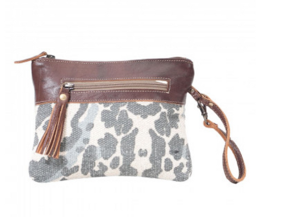 Myra Distressed Pouch - Shoppe3130