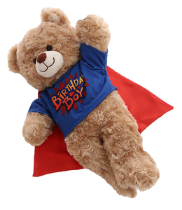 "Birthday Boy Hero Top 16"" SAB - Shoppe3130"