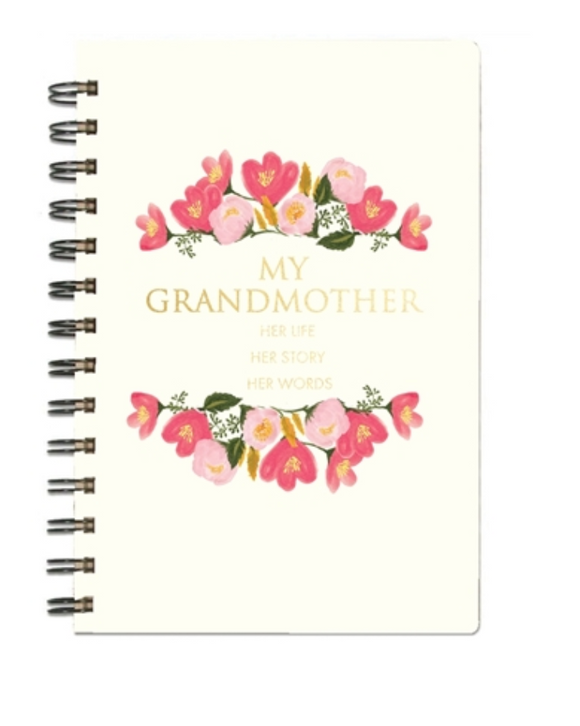 My Grandmother Journal - Shoppe3130