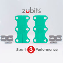 Magnet Zubits Size #3 - Dewasa Performance / SPORTS