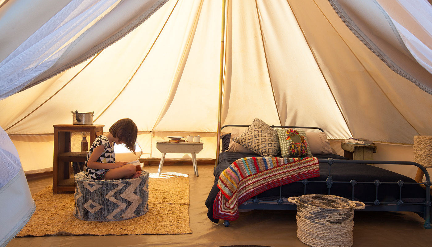 Bellwether-wine-gl&ing & Camping -Glamping -Stay at Bellwether Wines Coonawarra