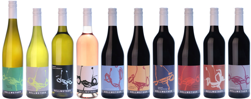 Bellwether Wines Ant Series 6 Pack - delivered every 3 months