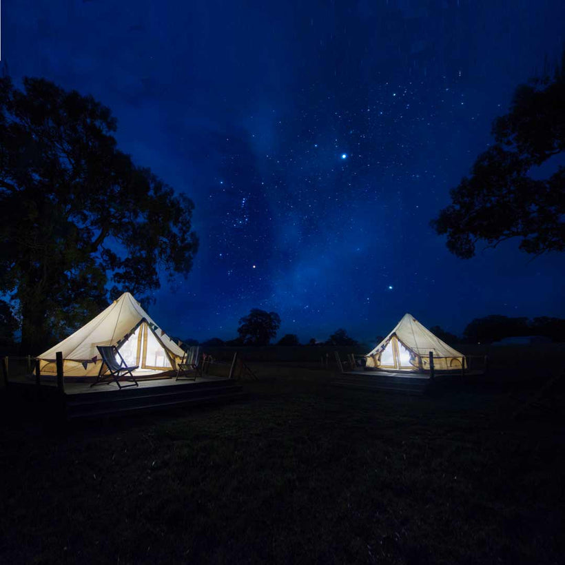 Twin Single Bell Tent | McElroy