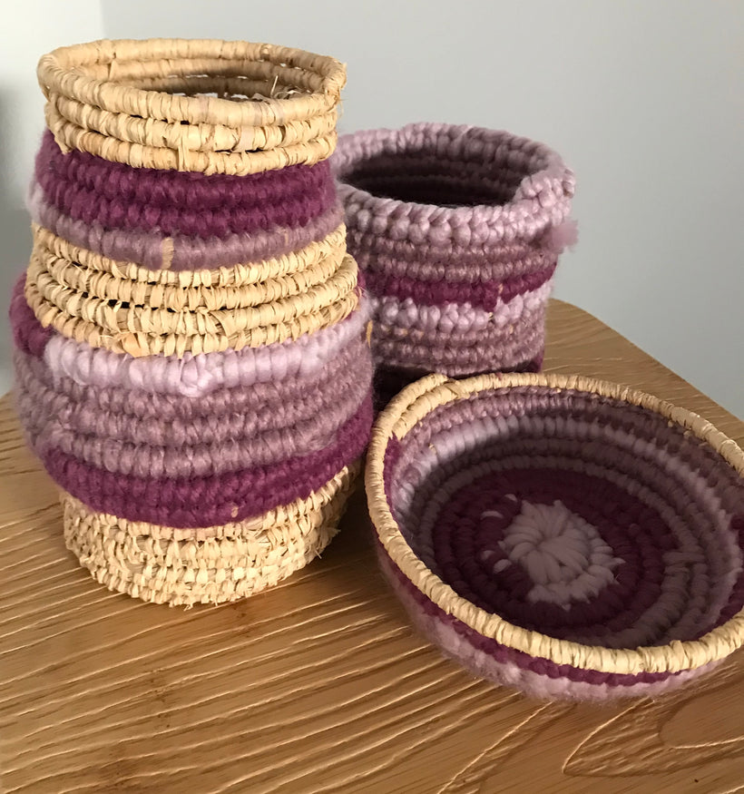 'Mixed yarn set' by Tracey Murphy