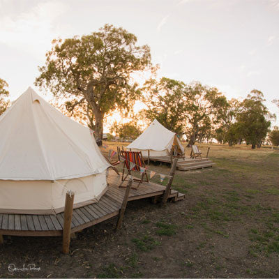 Bellwether- wine-camping-Glamping