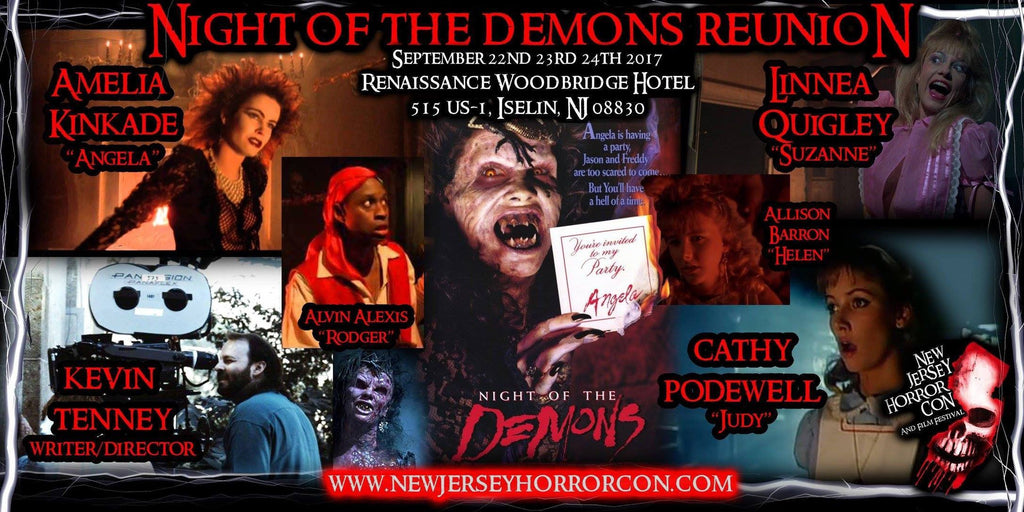 New Jersey Horror Con