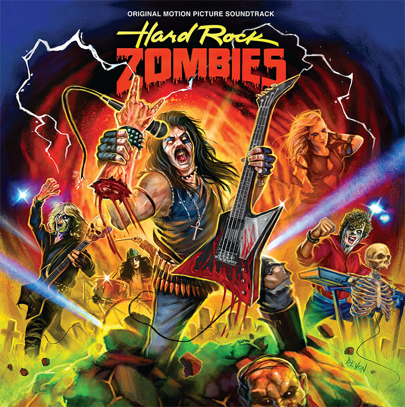 Hard Rock Zombies - Original Motion Picture Soundtrack