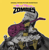 Hard Rock Zombies - OST Test Press Vinyl