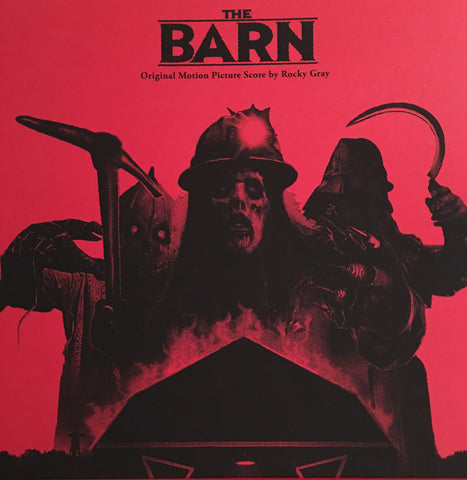 The Barn - Original Motion Picture Score Test Press