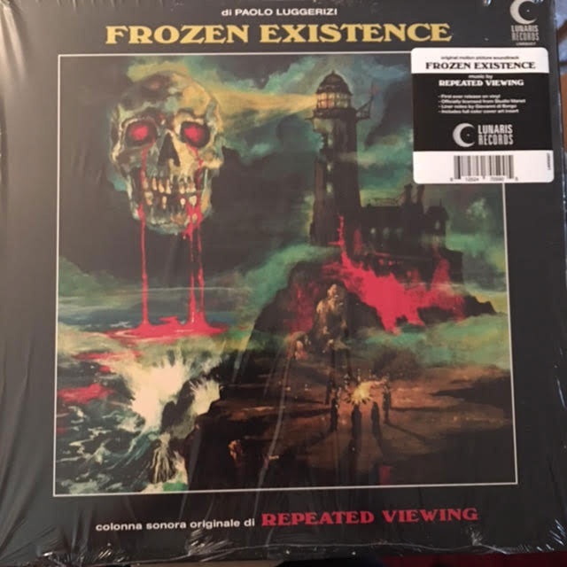 Repeated Viewing Frozen Existence Lp Lunaris Records