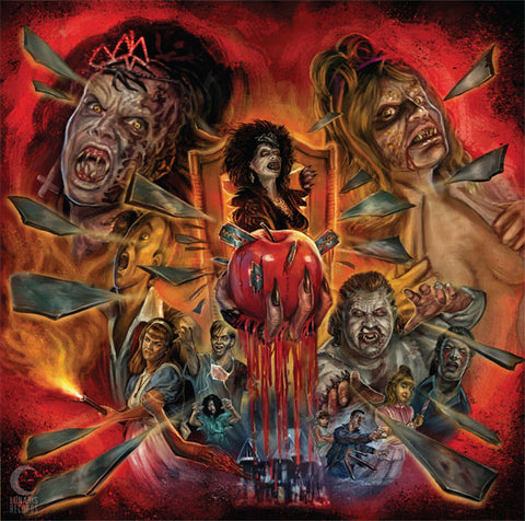Night Of The Demons - OST 2xLP Vinyl