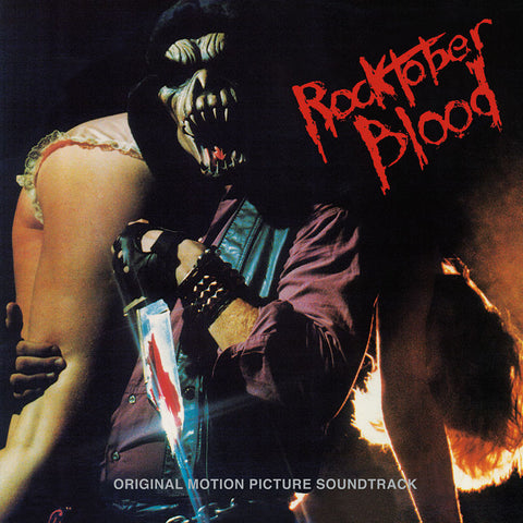 Rocktober Blood - OST CD