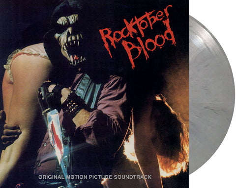 Rocktober Blood - OST Mailorder Edition Vinyl