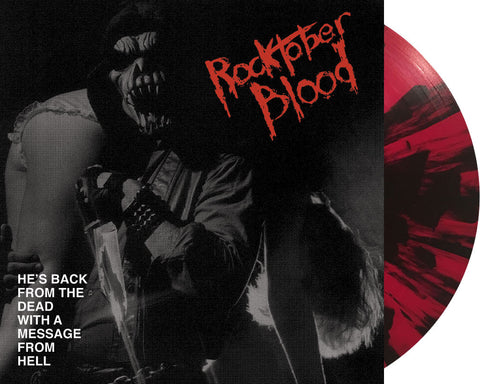 Rocktober Blood - OST Splutter Edition Vinyl