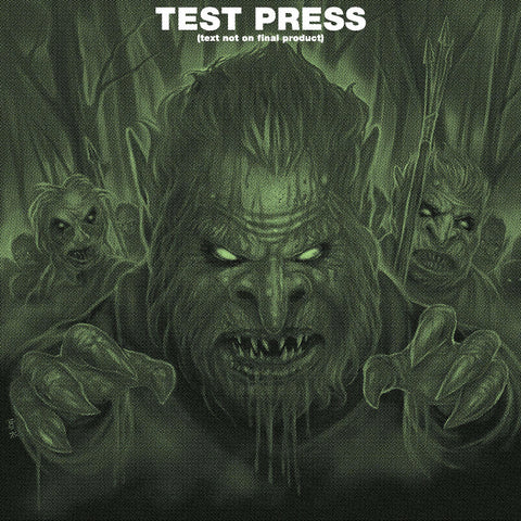 Troll 2 - Test Press