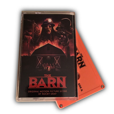 The Barn - Original Motion Picture Score Cassette