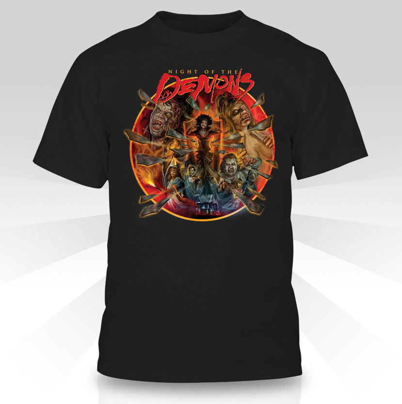 Night of The Demons shirt