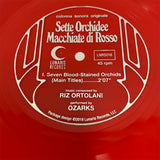 OZARKS - Seven Blood-Stained Orchids 7""