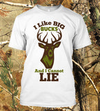 I Like Big Bucks And I Cannot Lie Shirt
