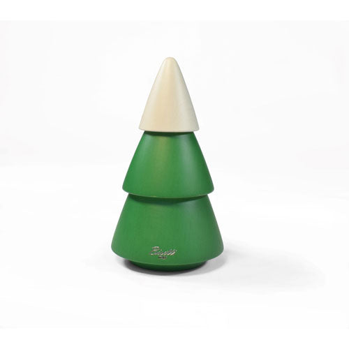 Bisetti 6 Inch Christmas Tree Spice Mill
