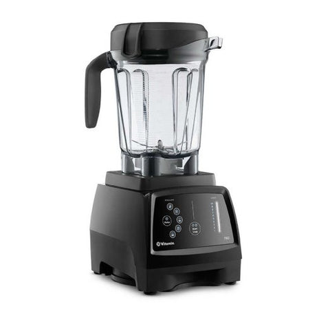Vitamix 780 G-Series Touchscreen Blender with 64-Ounce Container + Introduction to High Performance Blending Recipe Cookbook + Tamper