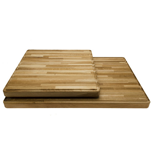 Legnoart LA-BBOL Oak Rectangular Butcher Block