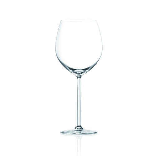Lucaris Burgundy Glass, 22.5 oz., Set of 6